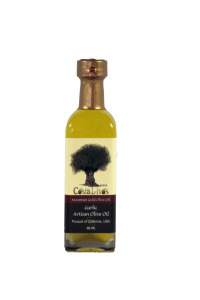Garlic Olive Oil, 60 mL