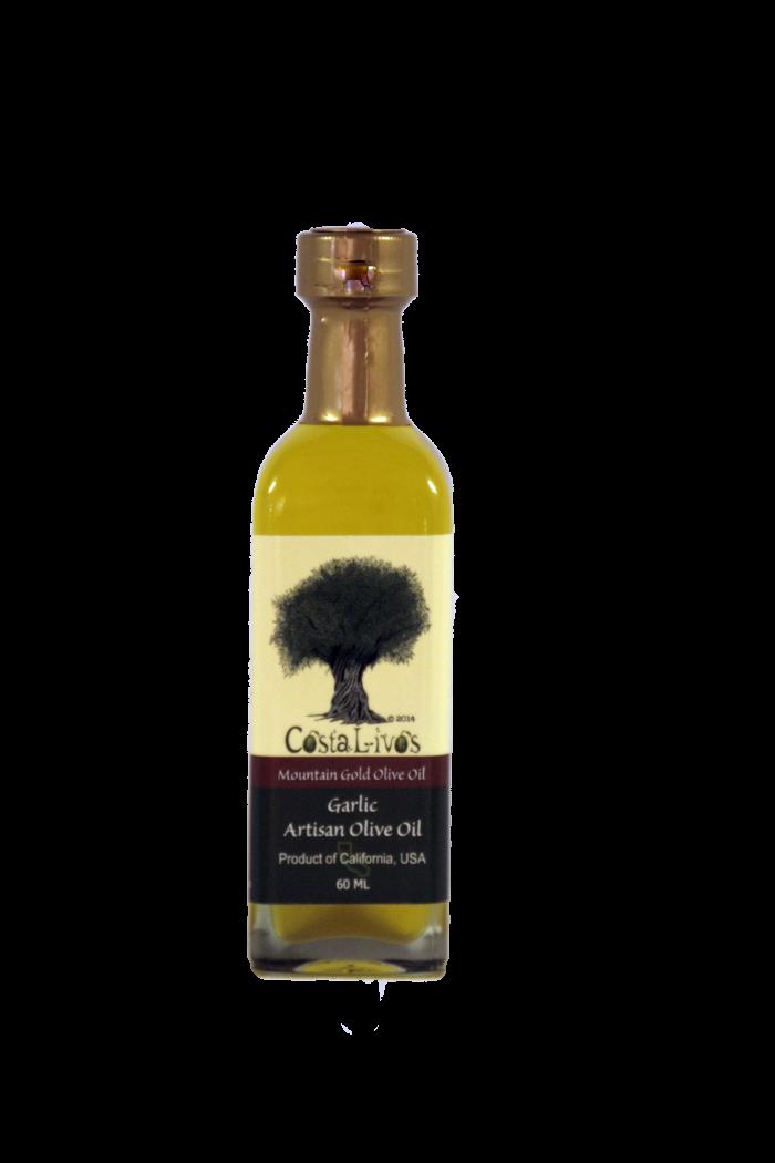 Garlic Olive Oil, 60 mL