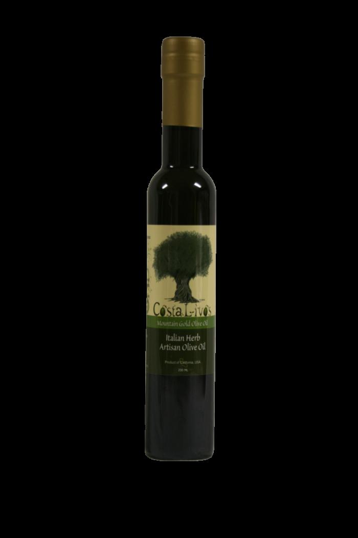 Italian Herb Olive Oil, 200 mL