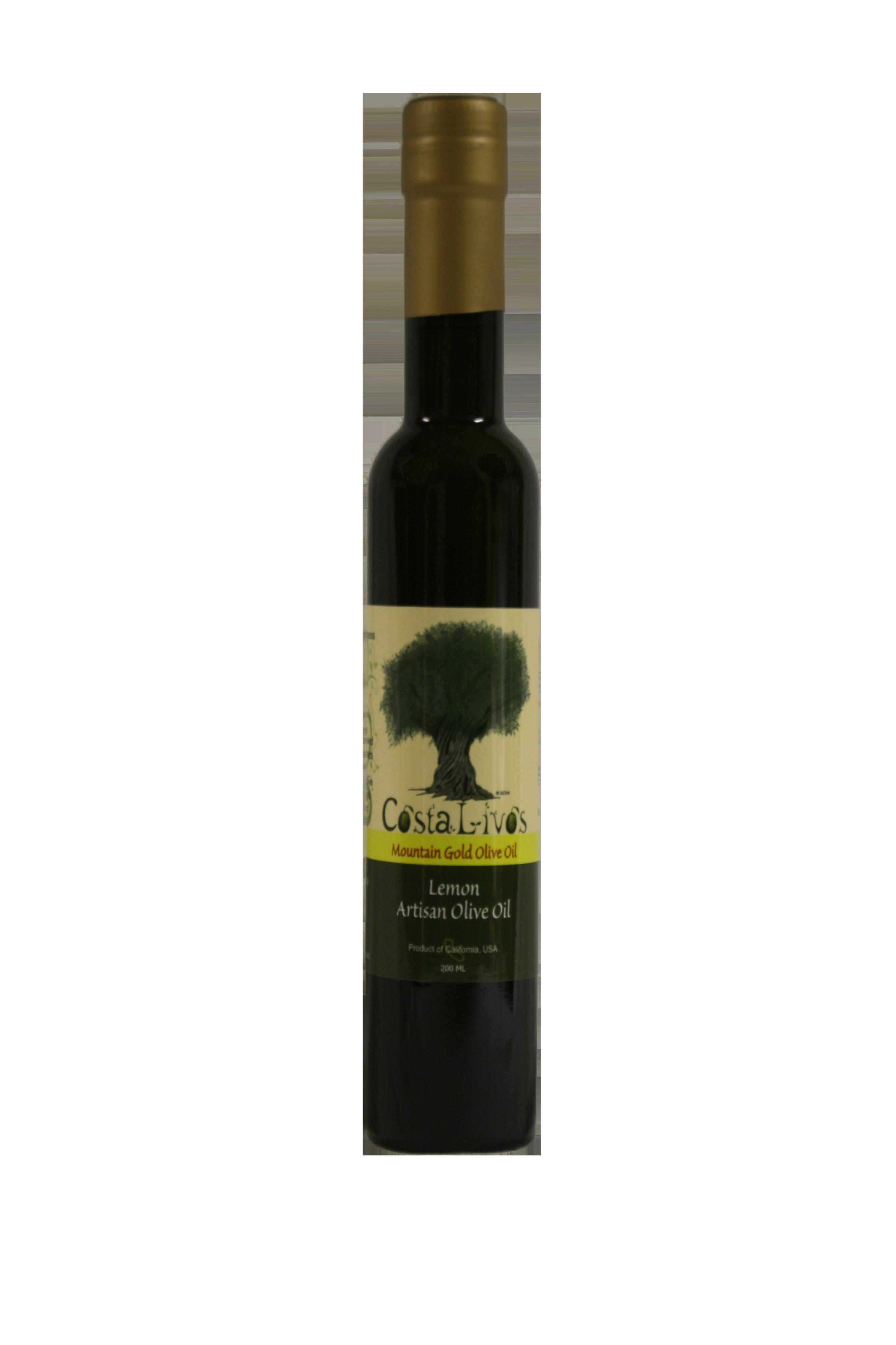 Lemon Olive Oil, 200 mL
