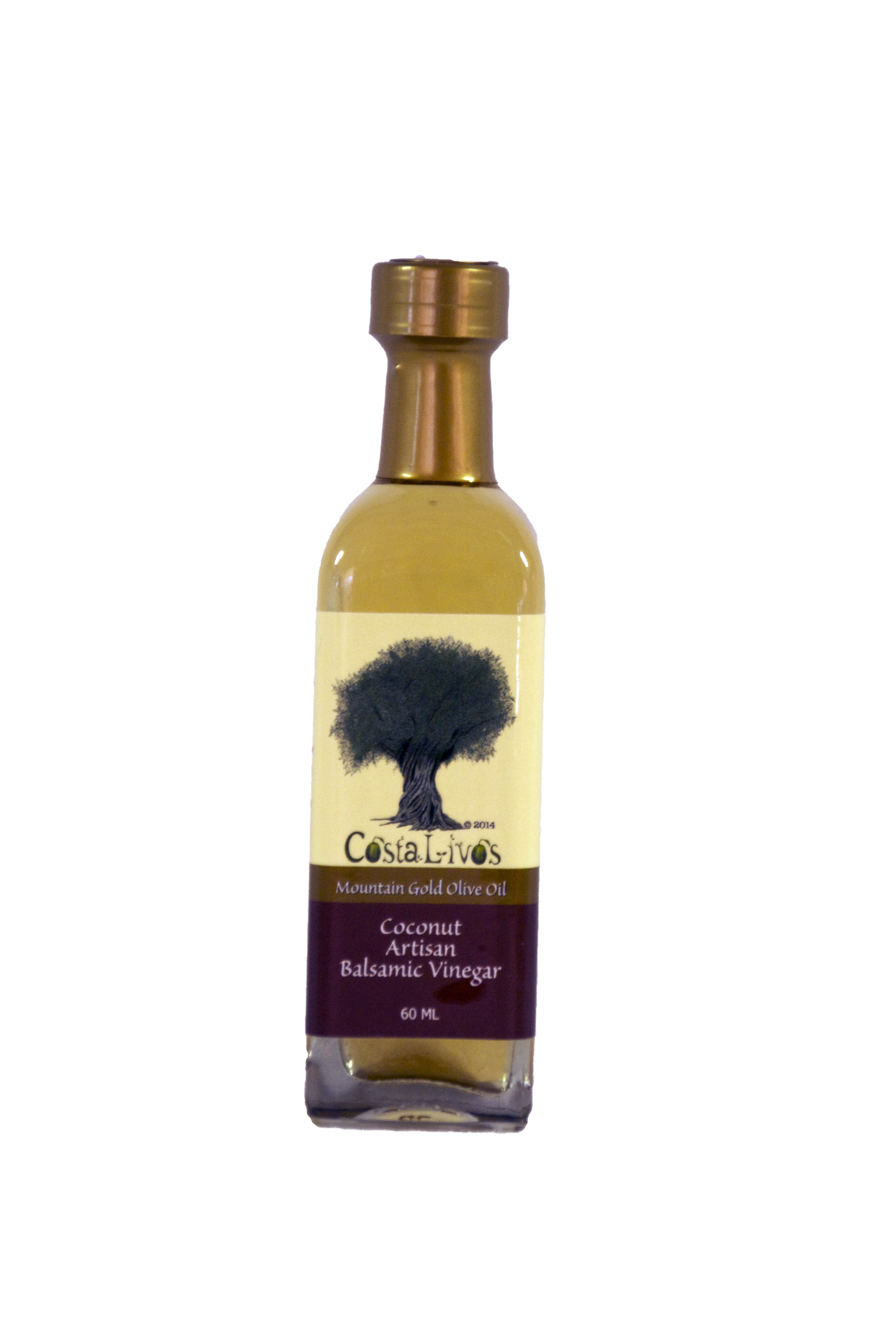 Coconut Balsamic Vinegar, 60 mL