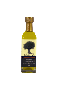 Jalapeño Olive Oil, 60 mL