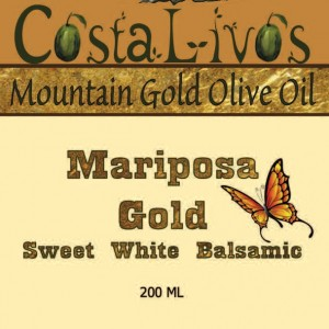 mariposa gold