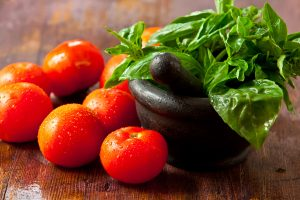Tomato Basil Balsamic